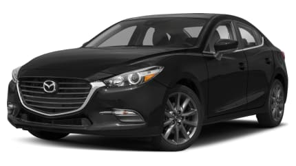 2018 Mazda Mazda3 - 4dr Sedan (Touring)
