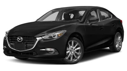 2018 Mazda Mazda3 - 4dr Sedan (Grand Touring)