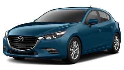 2018 Mazda Mazda3 - 4dr Hatchback (Sport)
