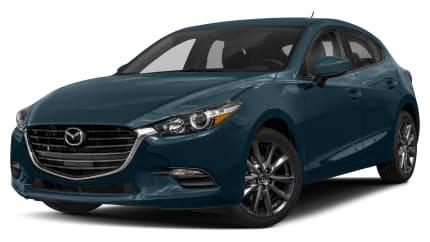 2018 Mazda Mazda3 - 4dr Hatchback (Touring)