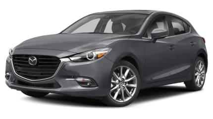 2018 Mazda Mazda3 - 4dr Hatchback (Grand Touring)