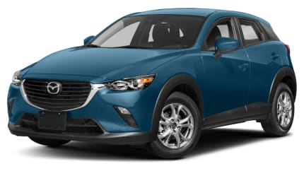 2018 Mazda CX-3 - 4dr Front-wheel Drive Sport Utility (Sport)