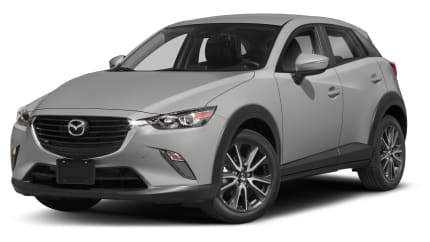 2018 Mazda CX-3 - 4dr Front-wheel Drive Sport Utility (Touring)