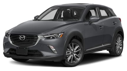 2018 Mazda CX-3 - 4dr Front-wheel Drive Sport Utility (Grand Touring)