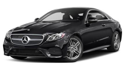 2018 Mercedes-Benz E-Class - E 400 2dr Rear-wheel Drive Coupe (Base)