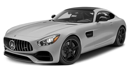 2018 Mercedes-Benz AMG GT - AMG GT Coupe (Base)