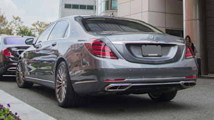 2018 Mercedes-Benz Maybach S 650 - Maybach S 650 4dr Sedan (Base)