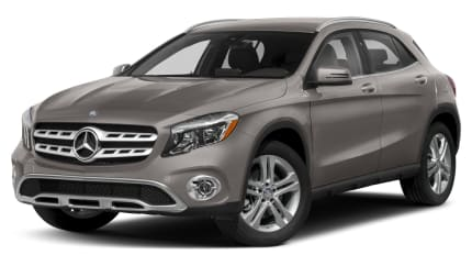 2018 Mercedes-Benz GLA 250 - GLA 250 4dr Front-wheel Drive (Base)