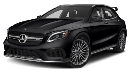 2018 Mercedes-Benz AMG GLA 45 - AMG GLA 45 4dr All-wheel Drive 4MATIC (Base)