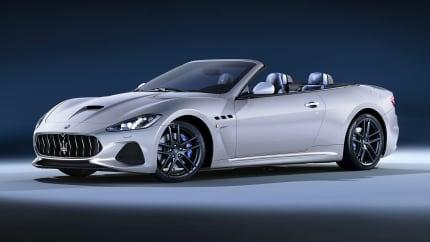2018 Maserati GranTurismo - 2dr Convertible (MC)