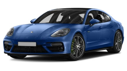 2018 Porsche Panamera E-Hybrid - 4dr All-wheel Drive Hatchback (Turbo S Executive)