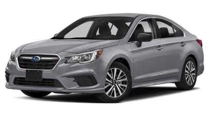 2018 Subaru Legacy - 4dr All-wheel Drive Sedan (2.5i)