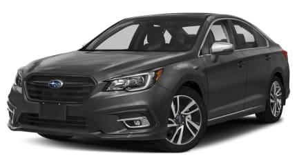 2018 Subaru Legacy - 4dr All-wheel Drive Sedan (2.5i Sport)