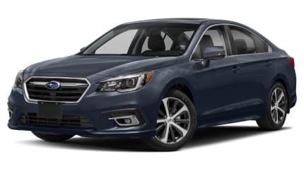 2018 Subaru Legacy - 4dr All-wheel Drive Sedan (2.5i Limited)