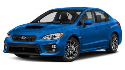 2018 Subaru WRX - 4dr All-wheel Drive Sedan (Premium)