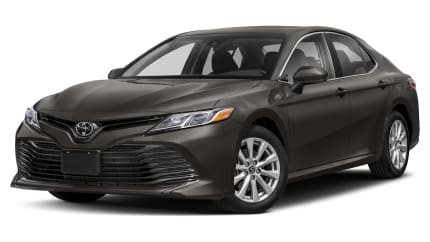 2018 Toyota Camry - 4dr Sedan (LE)