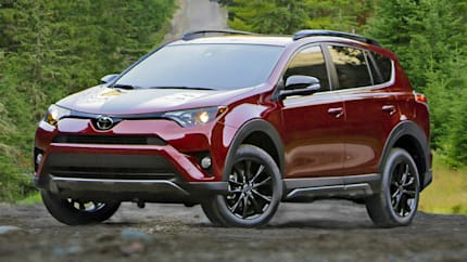 2018 Toyota RAV4 - 4dr Front-wheel Drive (Adventure)