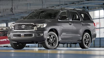 2018 Toyota Sequoia - 4dr 4x2 (Limited)