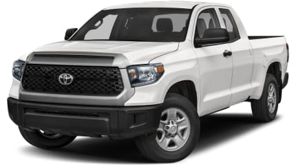 2018 Toyota Tundra - 4x2 Double Cab 6.6 ft. box 145.7 in. WB (SR 4.6L V8)