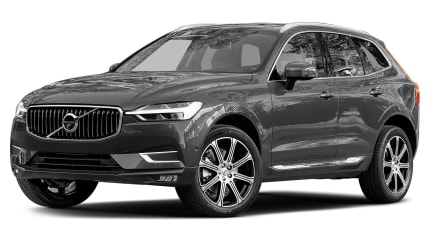 2018 Volvo XC60 - 4dr All-wheel Drive (T5 Momentum)