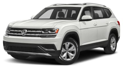 2018 Volkswagen Atlas - 4dr Front-wheel Drive (3.6L V6 Launch Edition)