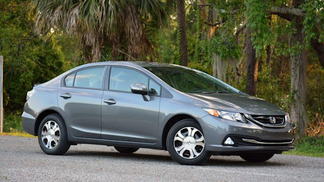 2013 Honda Civic Hybrid >> Honda Civic Hybrid Prices Reviews And New Model Information