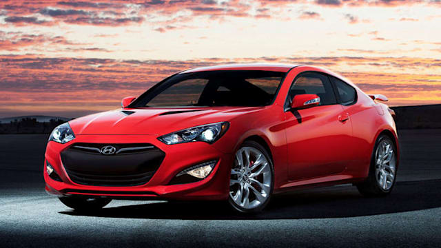 Genesis Coupe 2016 >> Hyundai Genesis Coupe Prices Reviews And New Model Information