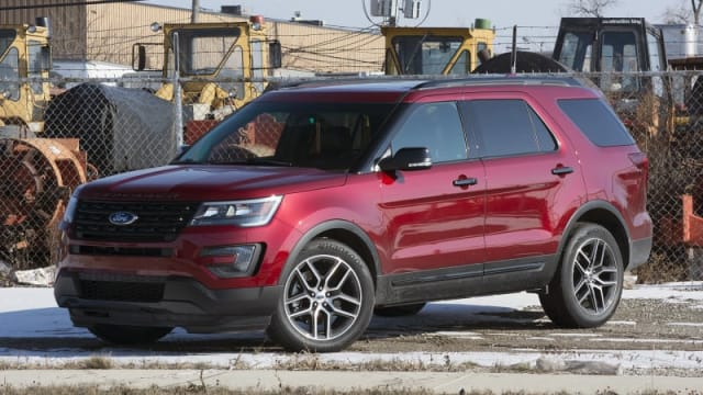 Ford Explorer Sport Prices Reviews And New Model Information