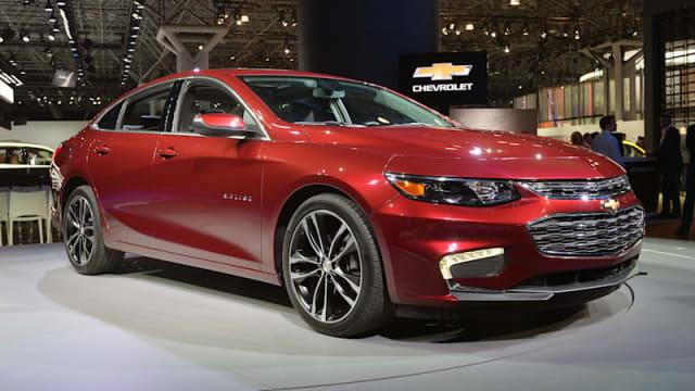 Chevy Malibu Mpg >> Chevrolet Malibu Prices Reviews And New Model Information