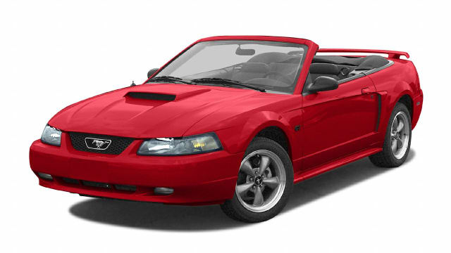 2004 Ford Mustang Information Autoblog