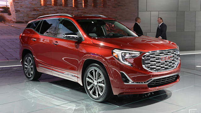 2018 GMC Terrain Diesel:  Review, Price >> Gmc Terrain Prices Reviews And New Model Information
