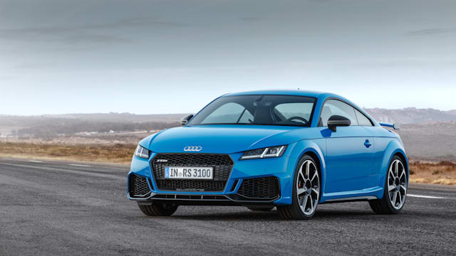 Audi Tt Rs >> Audi Tt Rs Prices Reviews And New Model Information