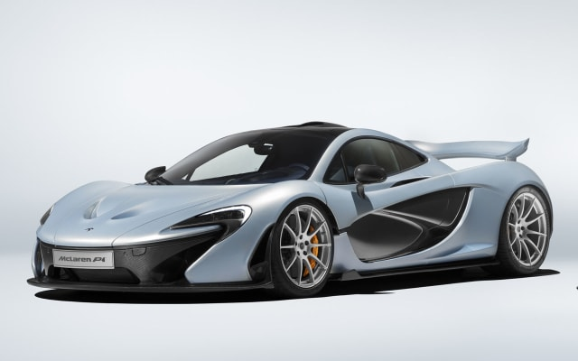 Mclaren P1 Prices Reviews And New Model Information Autoblog