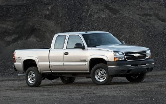 Silverado 1500HD Classic