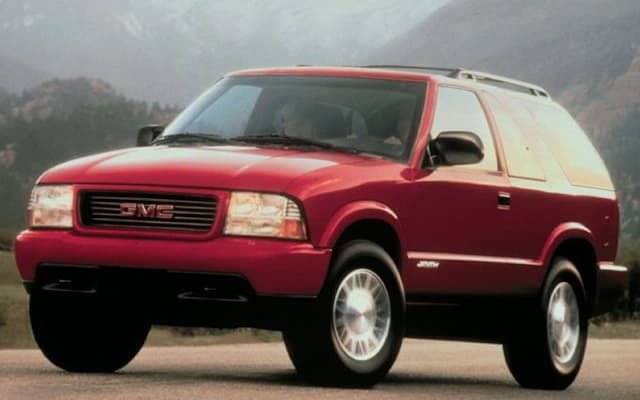 Gmc Jimmy Prices Reviews And New Model Information Autoblog