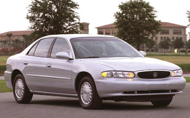 Buick Century Prices Reviews And New Model Information Autoblog