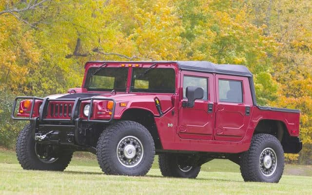Hummer H1 Prices Reviews And New Model Information Autoblog