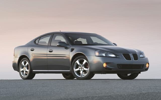 Pontiac Grand Prix Prices Reviews And New Model