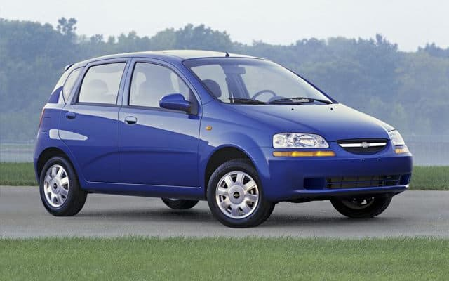Chevrolet Aveo 5 Prices Reviews And New Model Information
