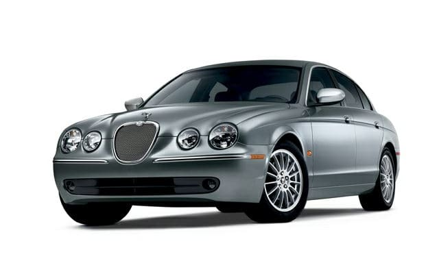 Jaguar S Type Prices Reviews And New Model Information Autoblog