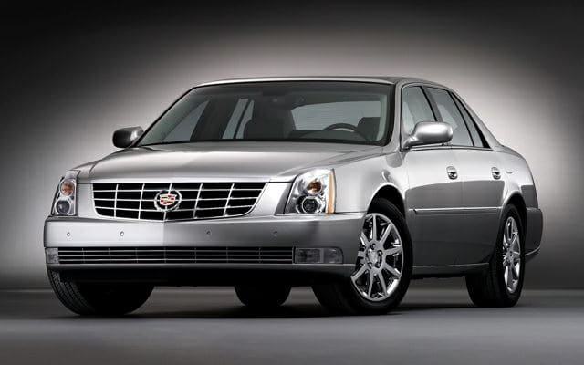 New Cadillac Models >> Cadillac Dts Prices Reviews And New Model Information