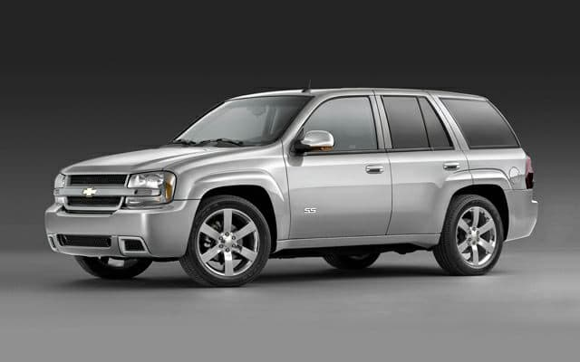 chevrolet trailblazer prices reviews and new model information autoblog. Black Bedroom Furniture Sets. Home Design Ideas