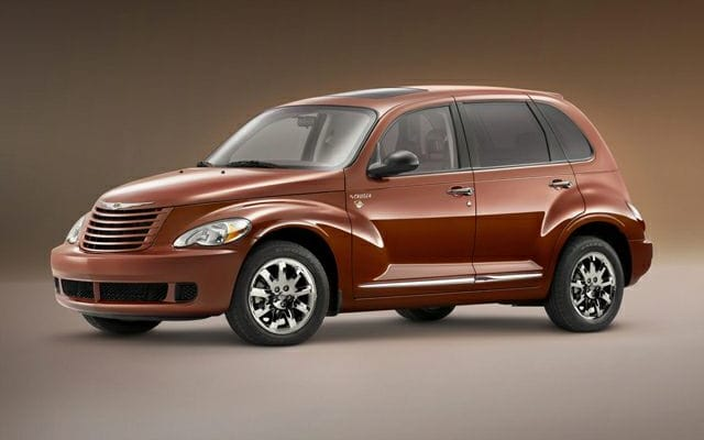 Chrysler Pt Cruiser Prices Reviews And New Model Information Autoblog