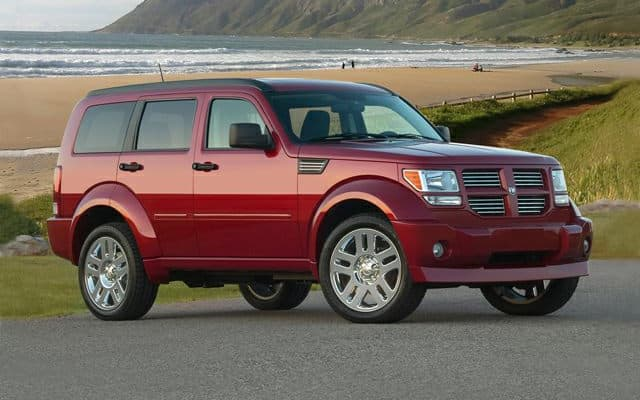 Dodge Latest Models >> Dodge Nitro Prices Reviews And New Model Information