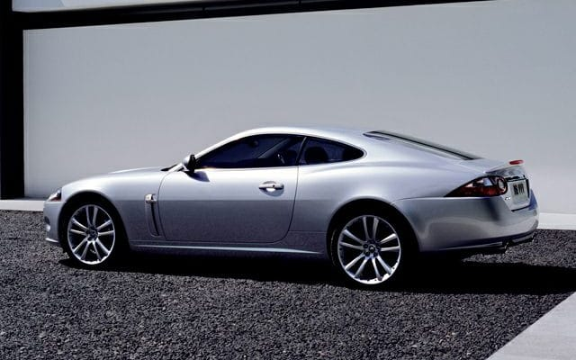 Jaguar Xkr Prices Reviews And New Model Information Autoblog