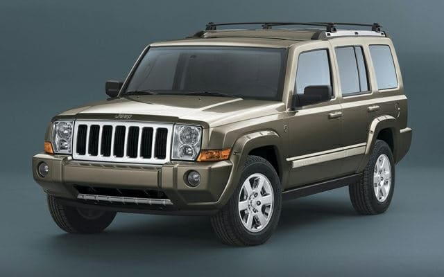 jeep commander prices reviews and new model information. Black Bedroom Furniture Sets. Home Design Ideas