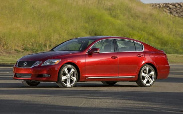 Lexus Gs 460 Prices Reviews And New Model Information Autoblog