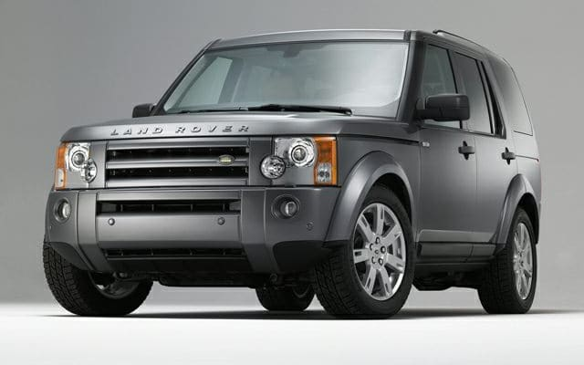 Land Rover Lr3 Prices Reviews And New Model Information