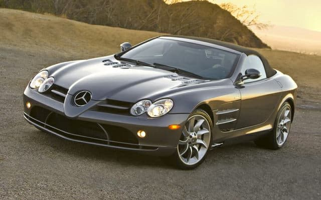 Mercedes benz slr mclaren prices reviews and new model for Mercedes benz slr price