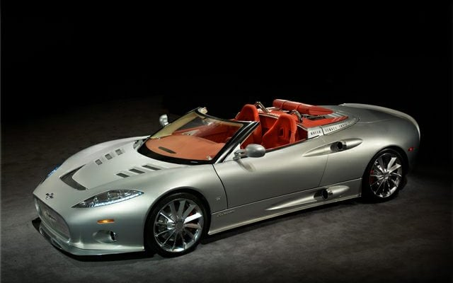 Spyker C8 Spyder Prices, Reviews and New Model Information - Autoblog